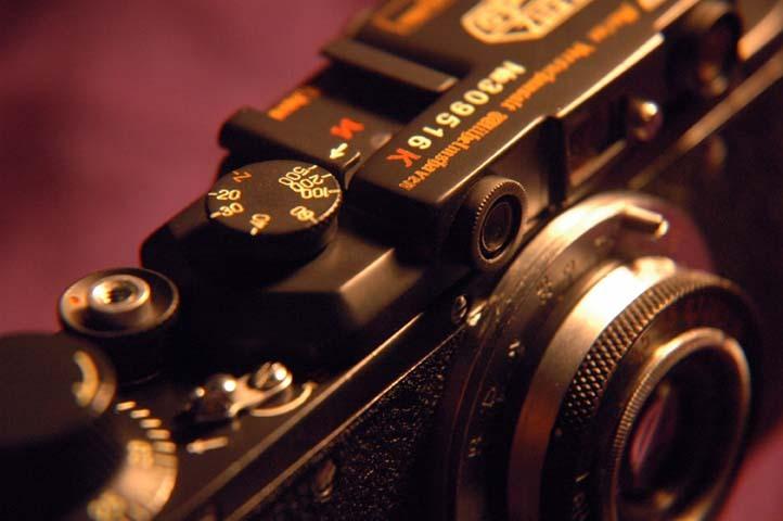 自慢のカメラ