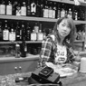 SONY DSC-W300で撮影した人物(ヨルノヒトトキ)の写真(画像)