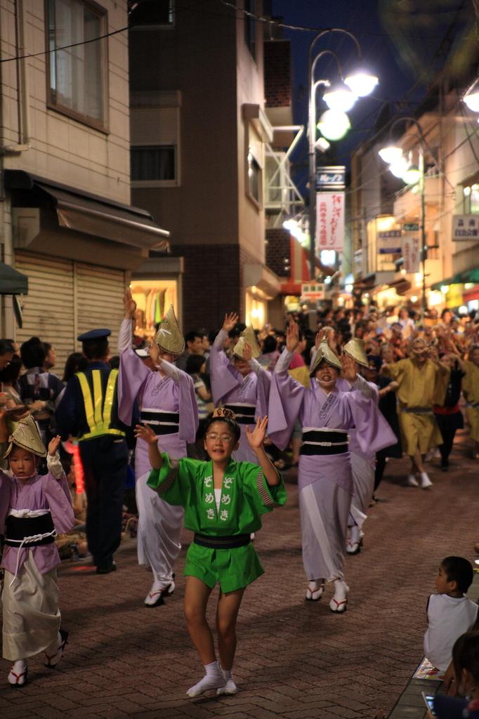 高円寺阿波踊り2