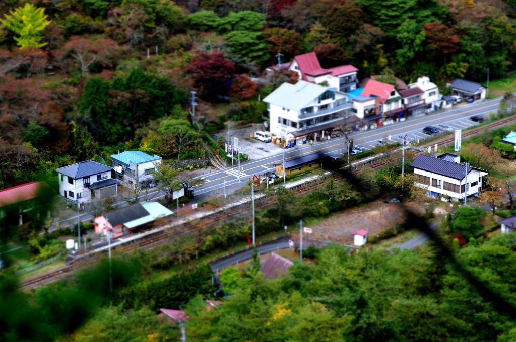 矢祭山駅周辺
