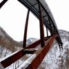 甲子大橋(冬)