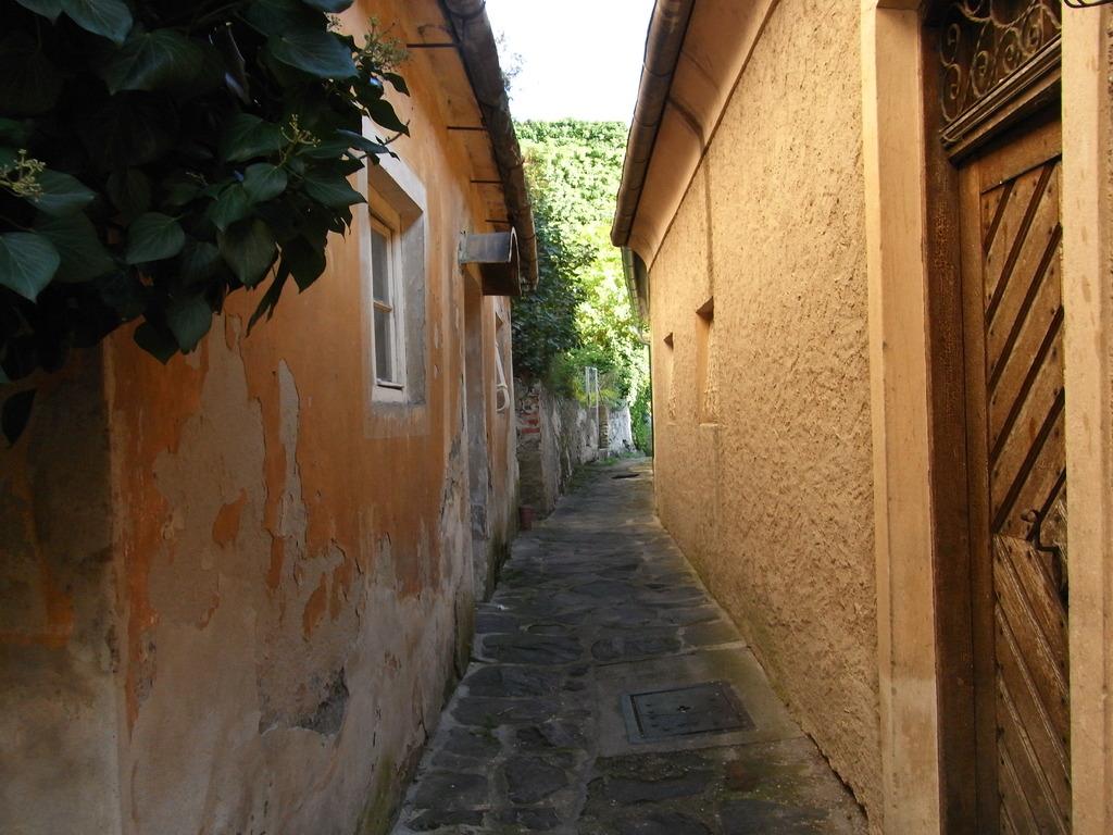 街の通り道