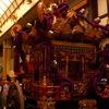 商店街のお神輿