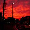 3丁目の夕日