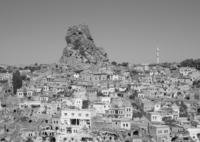 LEICA M8 Digital Cameraで撮影した風景(岩山の家 カッパドキア)の写真(画像)