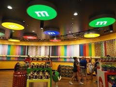 M&M's ストア