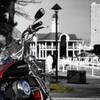 風と海とオートバイ
