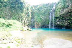 雄川の滝 180923
