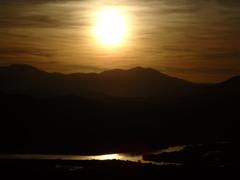 お盆の夜明け3