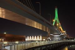 Aomori Green Bridge