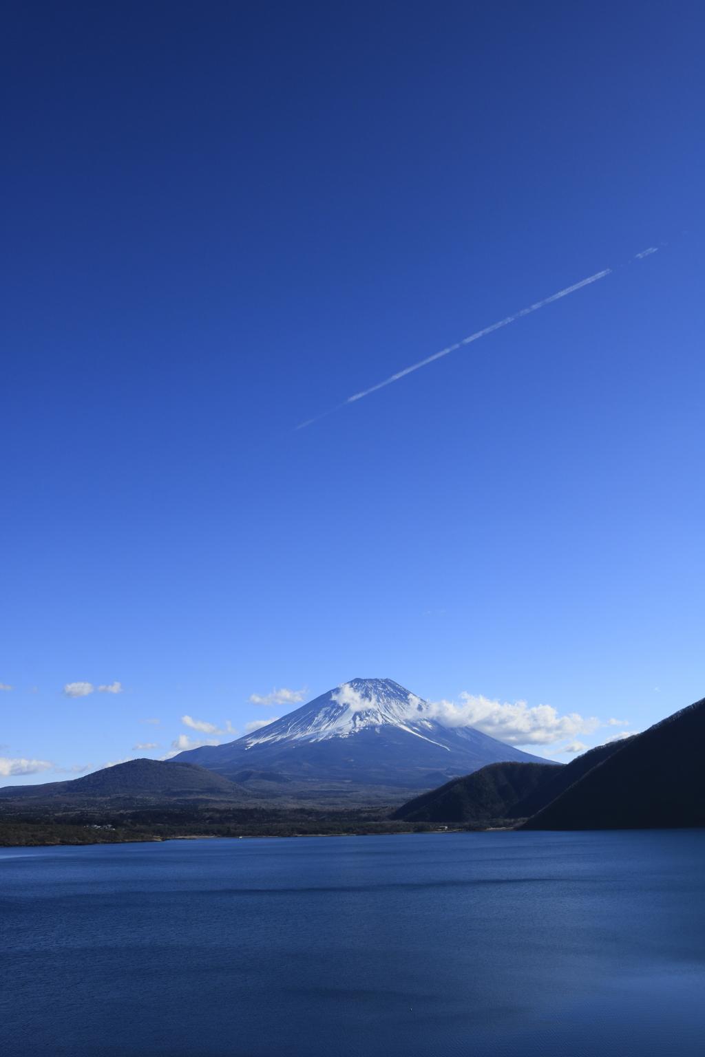 富士山 一筋