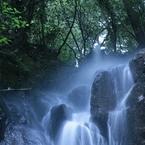 CANON Canon EOS Kiss X8iで撮影した(鳴滝 滝口)の写真(画像)
