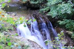 小親谷の滝 下流小滝上