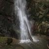 小丹生の無名滝 滝壺