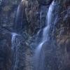 綿ヶ滝 対岸の滝2 上部