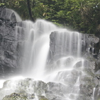 CANON Canon EOS Kiss X8iで撮影した(龍双ヶ滝(滝口))の写真(画像)