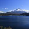 富士山 本栖湖より