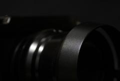 フジフイルムレンズXF23mmf2を物撮り