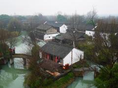 杭州の西溪3