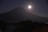 田貫湖からのパール富士3