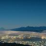 高ボッチ山夜景