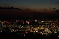 水島 工場夜景 2018.2 #6