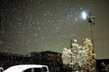 雪の降り始め1