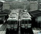 飛騨古川駅の思い出1