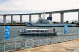 新湊観光船2(出発)