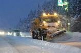 高速道路の除雪