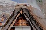 かやぶき屋根の呼吸