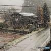 白川村初雪2(ソニー フルサイズ)