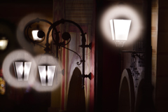 煌めく闇夜 …Reflex500mmの世界