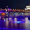 アクアトピアの480秒 …ディズニーシー夜の彩