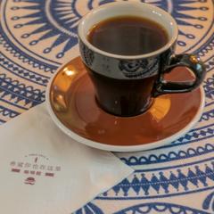 古城のカフェ-4