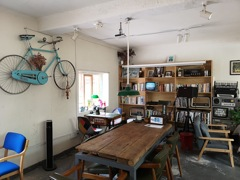 古城のカフェ-6