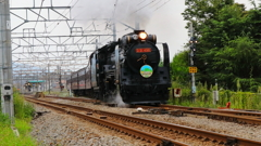 D51498・SLレトロ