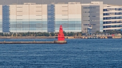 横浜北水堤灯台