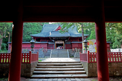 岩木山神社2