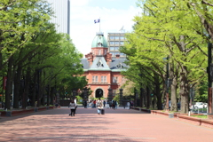 札幌 . 北海道廳舊本廳!