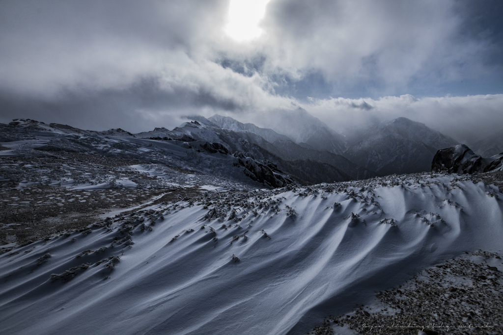 雪山を想う 眩惑