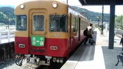 ホームより 2010年4月24日(大井川鉄道)