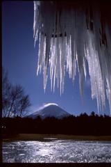 樹氷 2002年1月