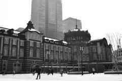 レトロチックな東京駅
