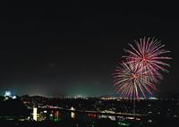 MAMIYA RB67 PROFESSIONAL Sで撮影した(犬山ロングラン花火2)の写真(画像)