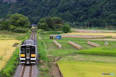 初秋の鉄道風景#3