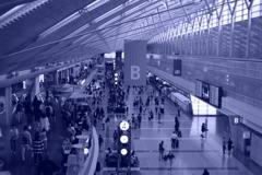 クールな空港