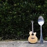 ギターとスプーン