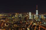 摩天楼の輝き②