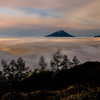 壮大な雲海①